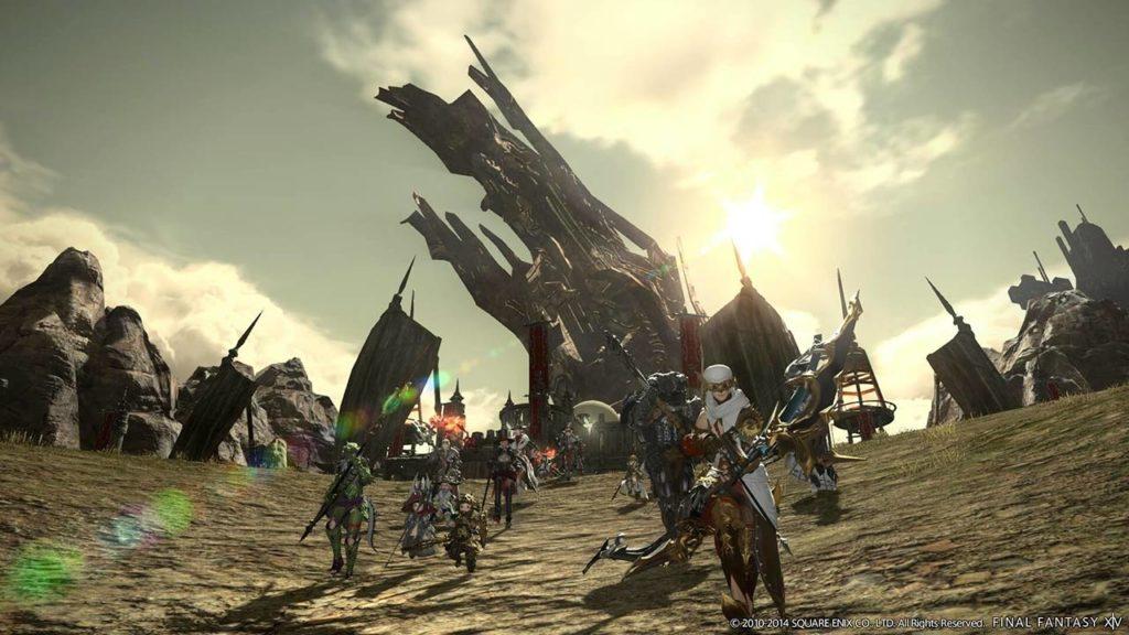 Final Fantasy XIV Online Starter Edition Gratis su PlayStation 4