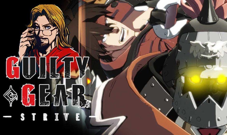 Guilty Gear: Strive - Upgrade gratuito da PS4 a PS5