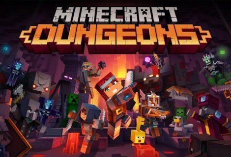 Minecraft Dungeons - Recensione