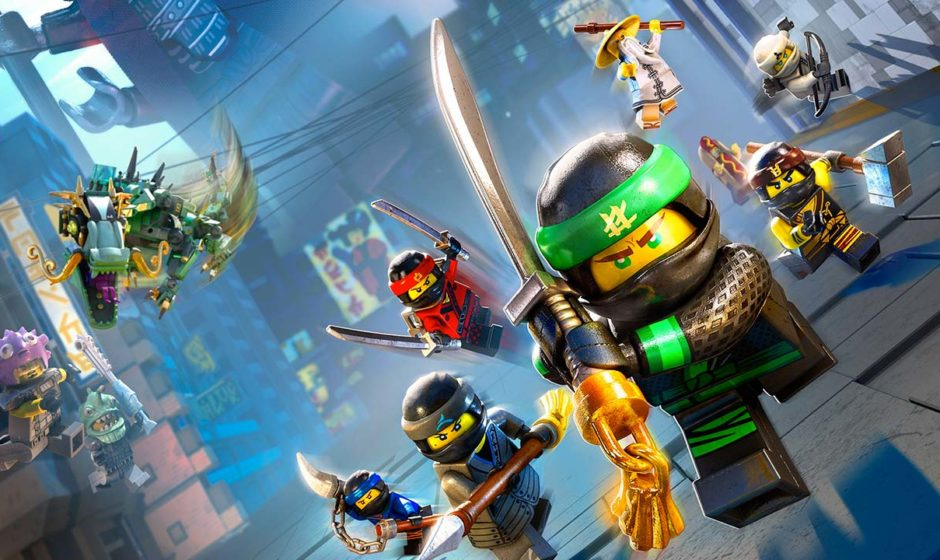 LEGO Ninjago: Gratis su PC, PS4 e Xbox One