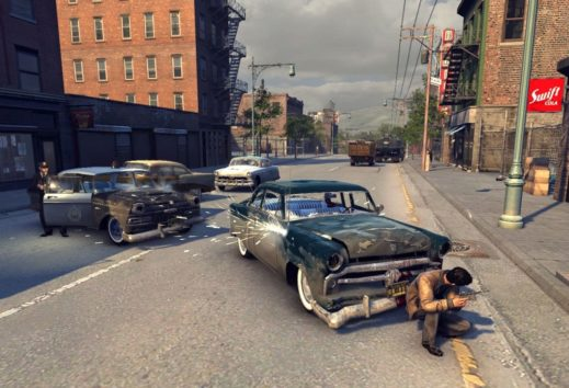 Mafia II: no 4k e frame rate instabile su Ps4 Pro