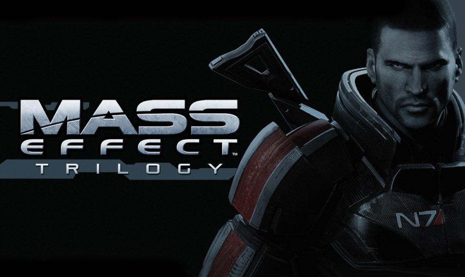 Mass Effect Trilogy: svelata la data d'uscita?