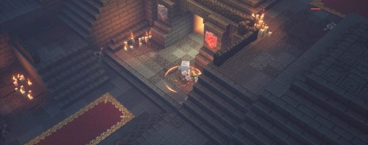 Minecraft Dungeons livelli segreti 1