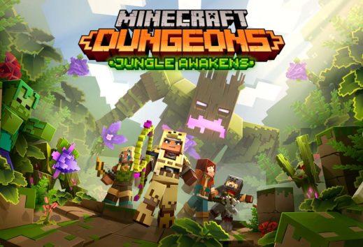 Minecraft Dungeon: in arrivo il primo DLC