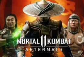 Mortal Kombat 11 Aftermath: sguardo al competitive