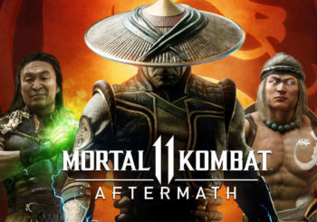 Mortal Kombat 11 Aftermath: sguardo al competitive