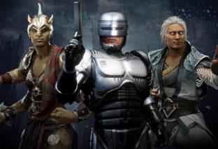 Mortal Kombat 11: RoboCop e Terminator nel nuovo trailer