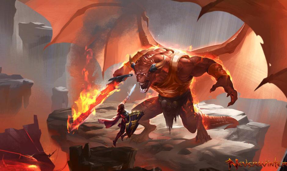 Neverwinter: arriva l'aggiornamento Rage of Bel