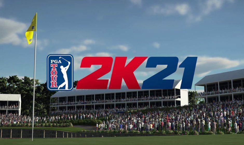 PGA Tour 2K21 - Recensione
