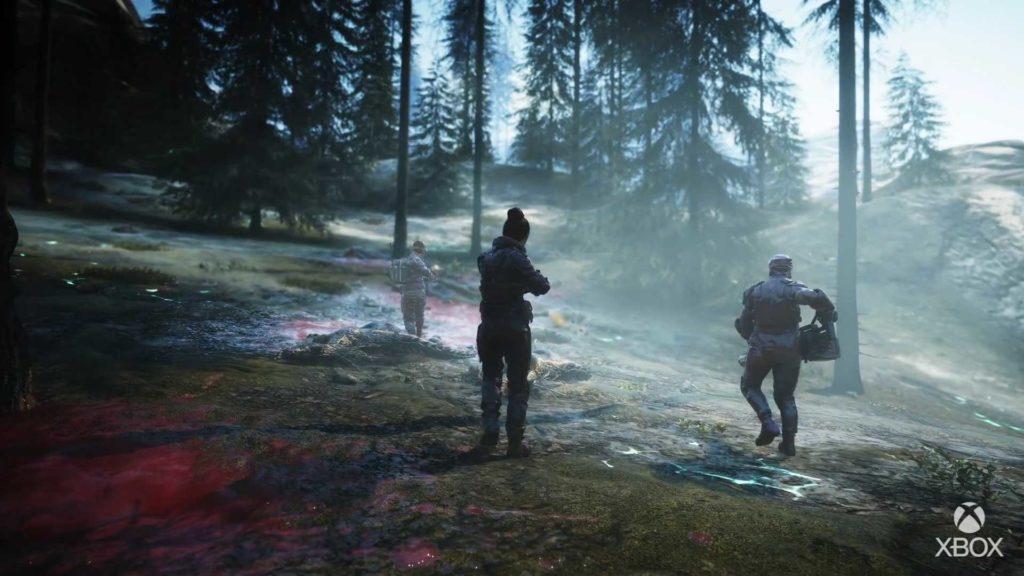 Second Extinction Inside Xbox