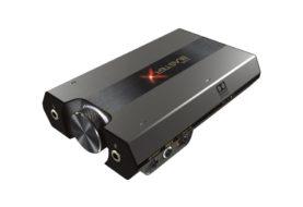 Sound BlasterX G6 amplia l'esperienza su console