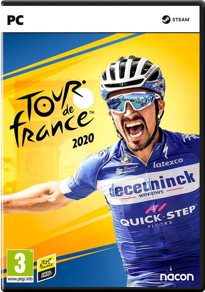 Cover Pro Cycling Manager Season 2020: Le Tour De France