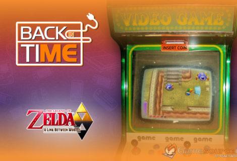 Back in Time - The Legend of Zelda: A Link Between Worlds