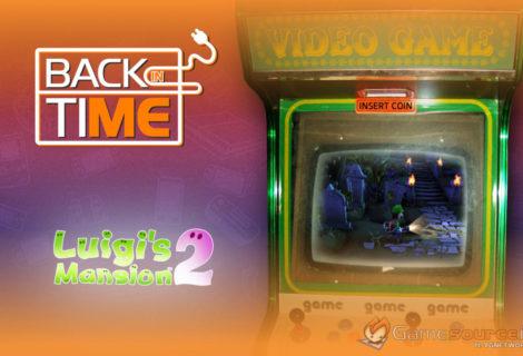 Back in Time - Luigi's Mansion 2