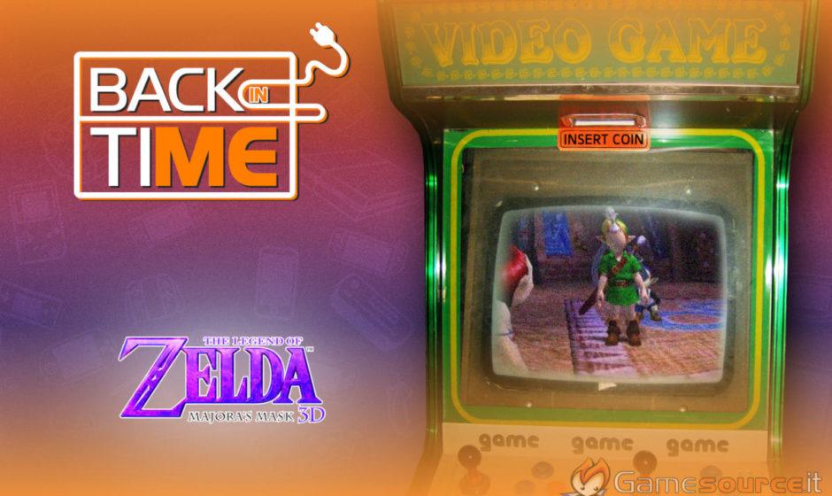 Back in Time - The Legend of Zelda: Majora's Mask 3D