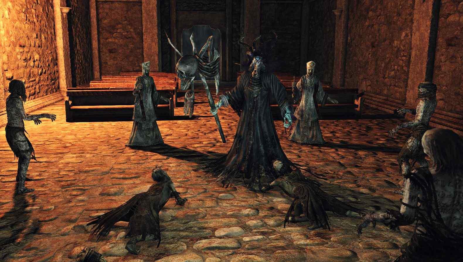dark souls 2 magus predatore congregazione