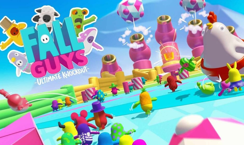 Fall Guys: Ultimate Knockout sbanca anche su PC