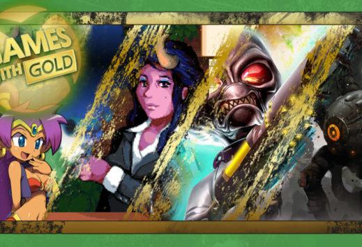 Games with Gold: giochi gratis di giugno 2020