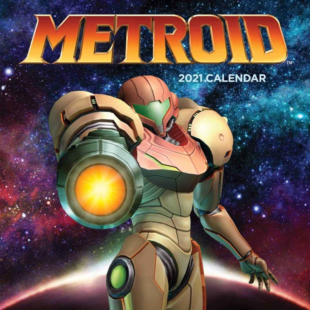 metroid calendar