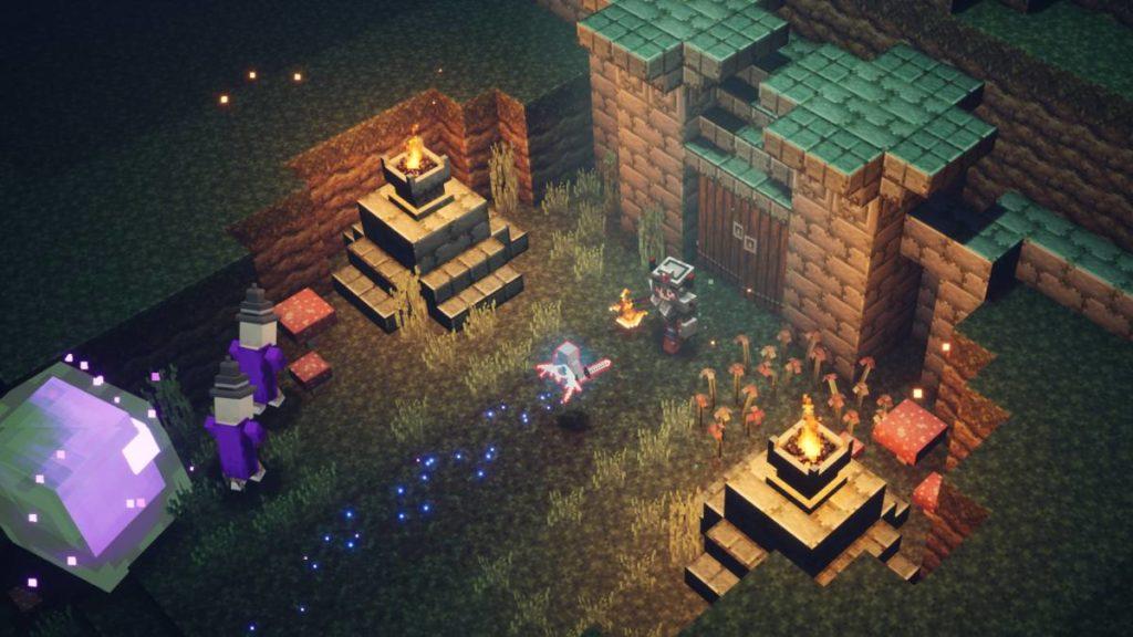 Minecraft Dungeons come iniziare