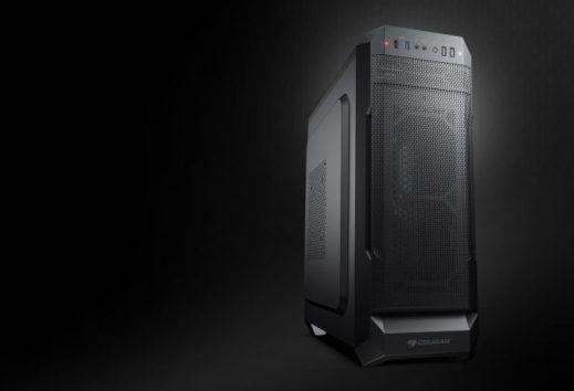 Cougar presenta la linea di Mid-tower Case MX331