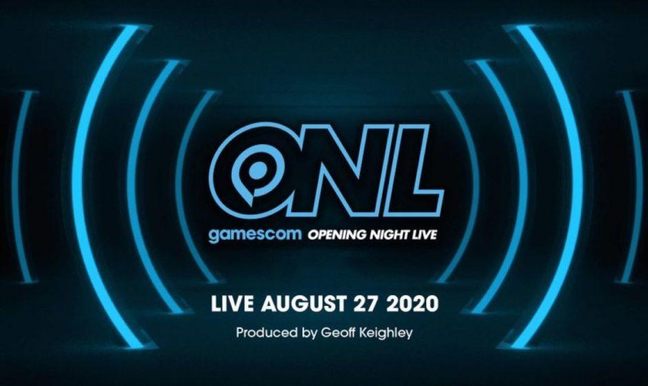 Gamescom Opening Night Live mostrerà 20 giochi