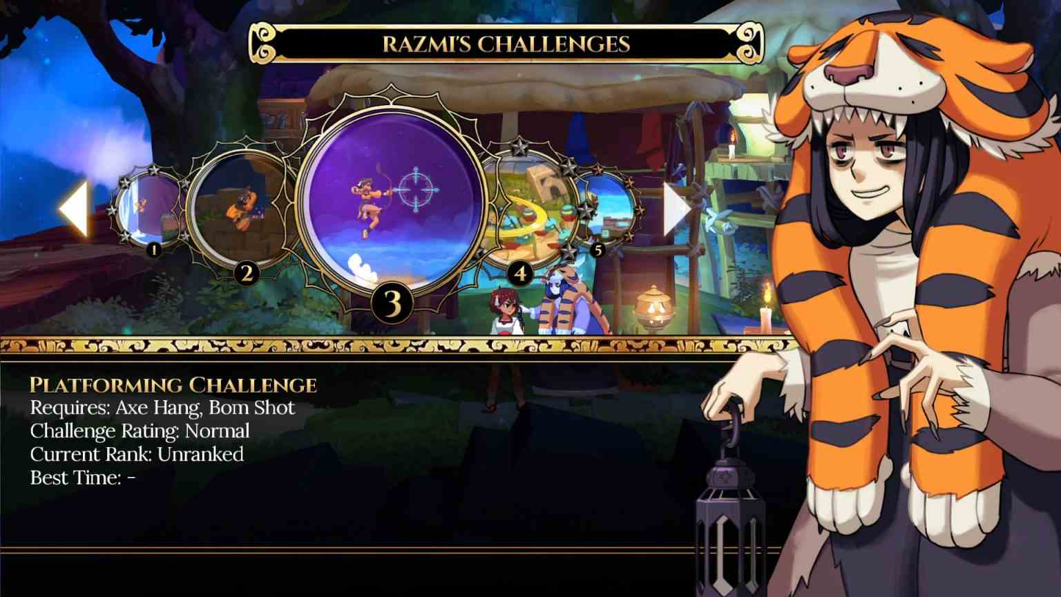 Indivisible: Razmi's Challenges DLC – Recensione