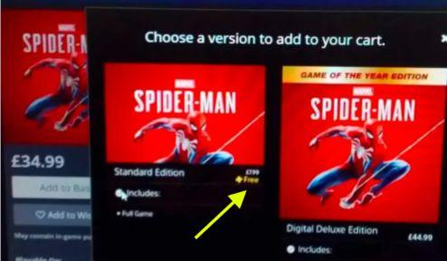 Spider-Man giugno Playstation Plus