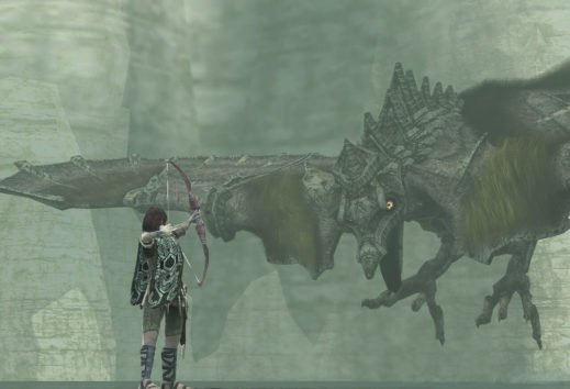 Shadow of the Colossus - Sconfiggere il quinto Colosso