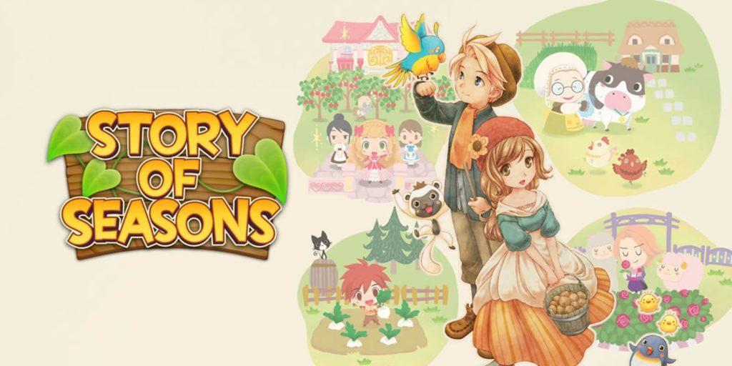 marvelous story of seasons