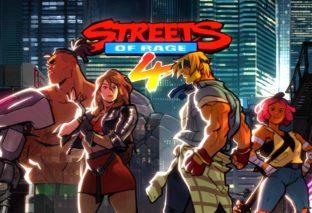 Streets of Rage 4: svelata la Signature Edition