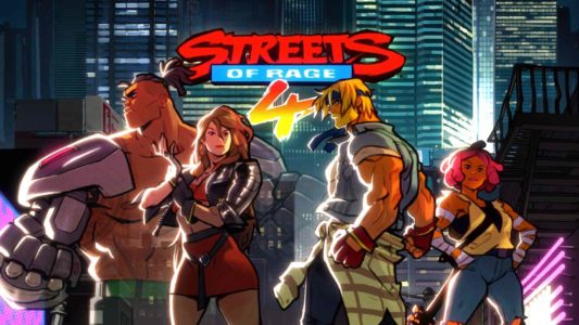 Streets of Rage 4 – Recensione