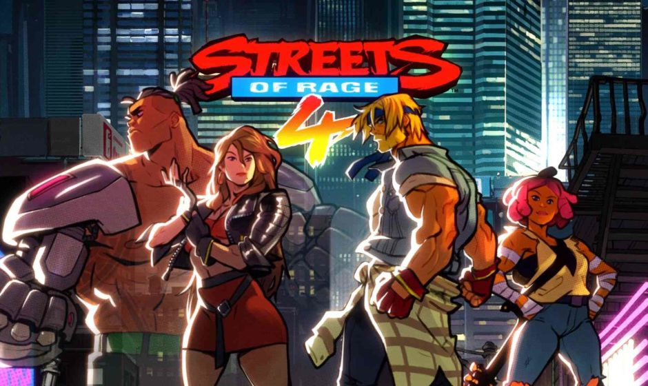 Streets of Rage 4 - Recensione