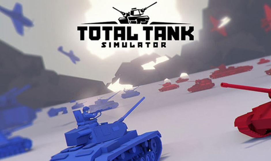 Total Tank Simulator - Recensione