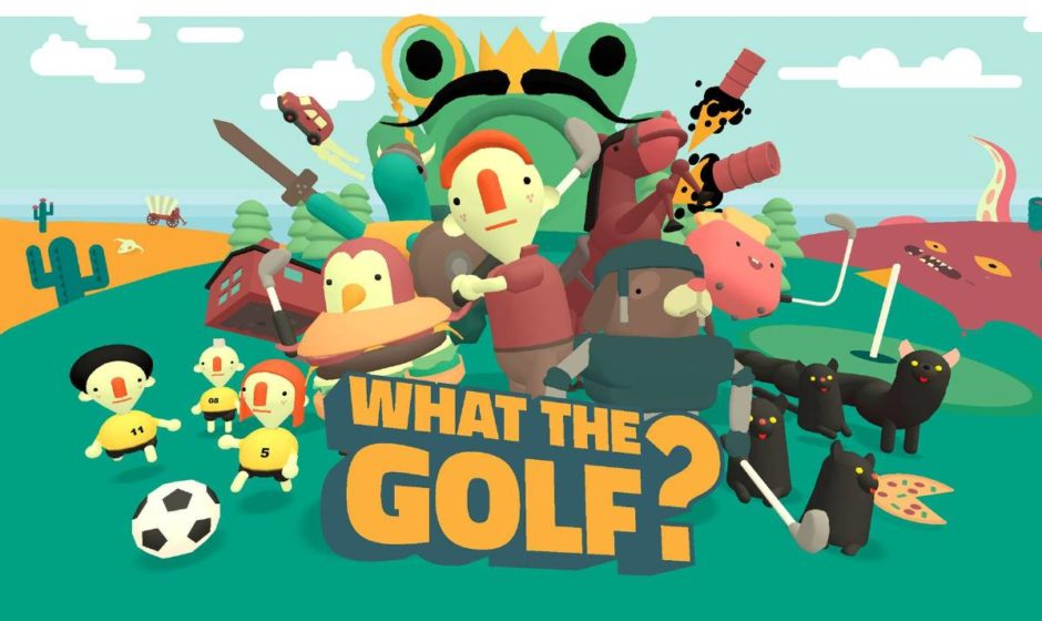 What the golf? - Recensione Switch