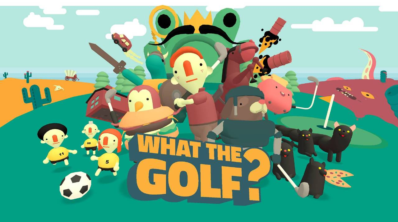 What the golf? – Recensione Switch