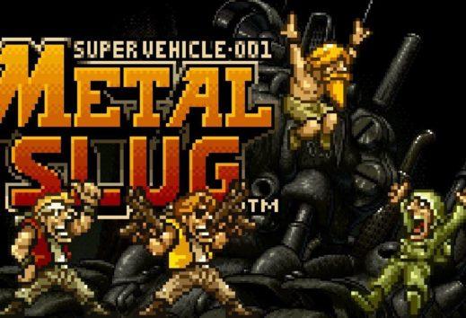 Annunciato Metal Slug: Code J per iOS e Android