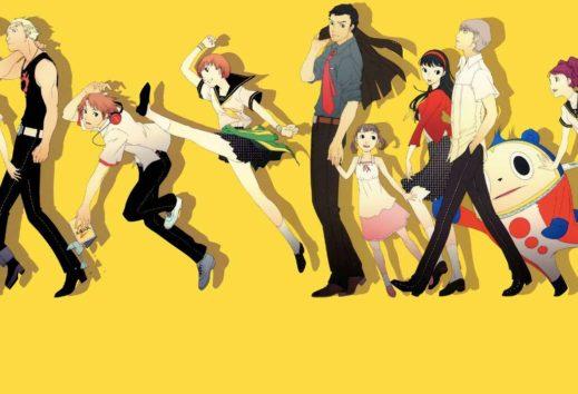 Persona 4 Golden è disponibile su Steam!