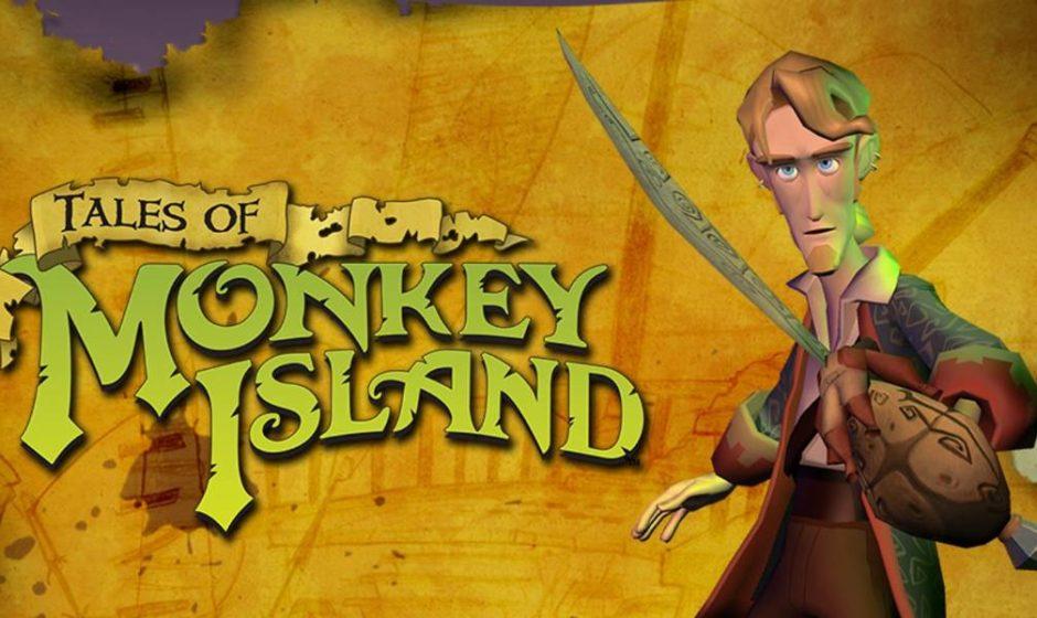 Tales of Monkey Island nuovamente disponibile su Steam e GOG