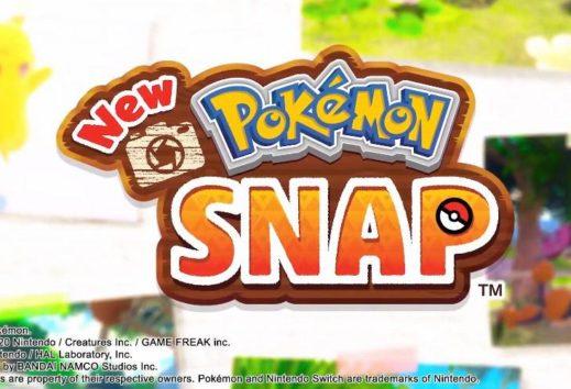 New Pokémon Snap, annunciato il titolo per Switch