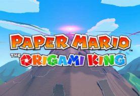 Paper Mario: The Origami King sarà open world