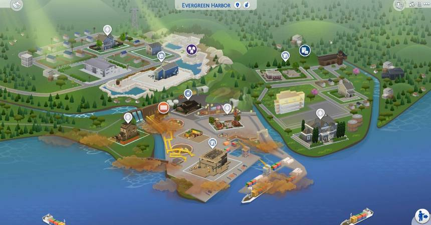 The Sims 4: Vita Ecologica