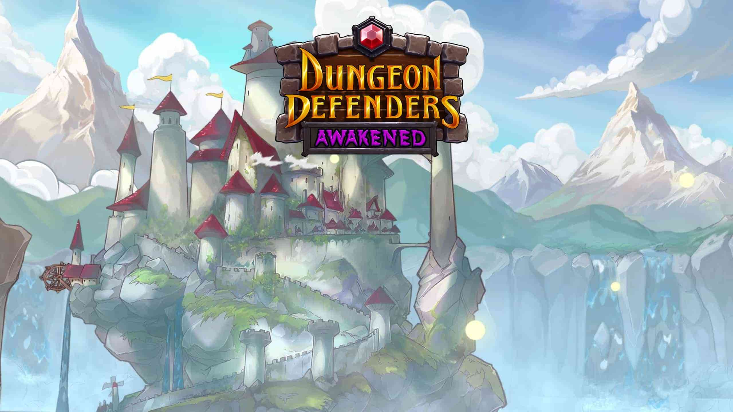 Dungeon Defenders: Awakened – Recensione