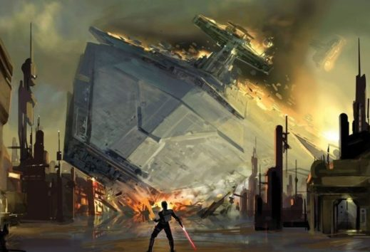 Star Wars: The Force Unleashed.... 3?