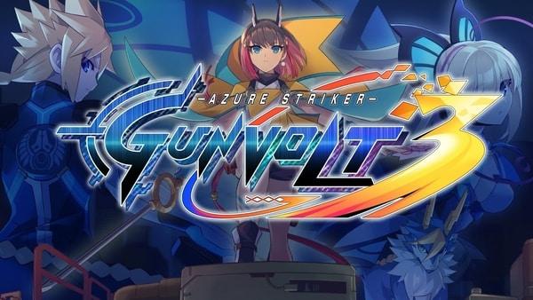 Azure Striker Gunvolt 3 annunciato