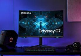 Samsung annuncia la gamma di monitor curvi G7