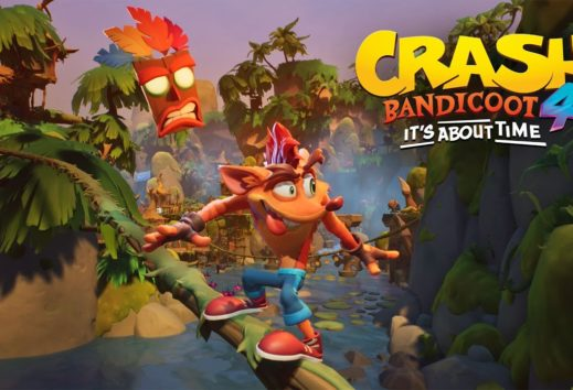 Crash Bandicoot 4: nuovo trailer di gameplay
