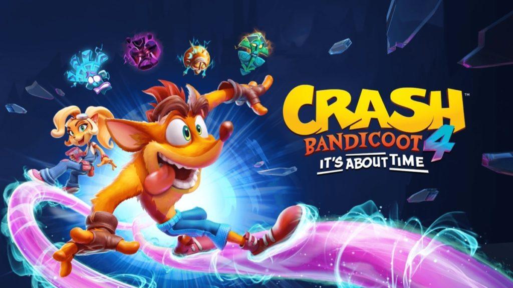 Crash Bandicoot Bundle CRASHiversary