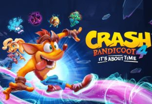 Crash Bandicoot 4: It's About time è disponibile