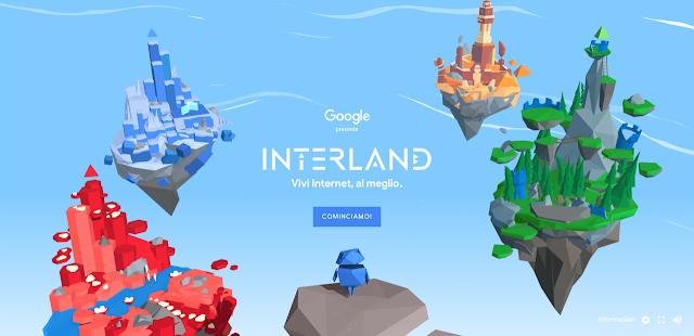 Interland è il mondo digitale di Google per bambini